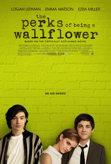 Book Review #20: The Perks of Being a Wallflower by Stephen Chbosky (2/3)
