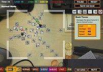 Desktop Tower Defense in play.