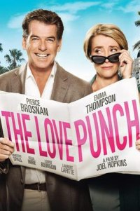 Poster for 2014 romantic comedy The Love Punch