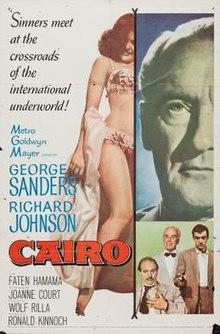 Cairo 1963 film  Wikipedia