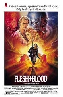 La Chair Et Le Sang Film : chair, Flesh, Blood, (1985, Film), Wikipedia