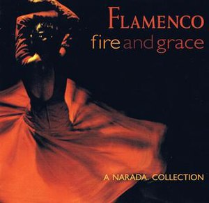 Flamenco: Fire and Grace album cover