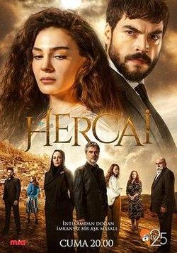 Cinta Elif Episode 45 : cinta, episode, Hercai, Wikipedia