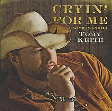 Cryin' For Me (wayman's Song)  Wikipedia