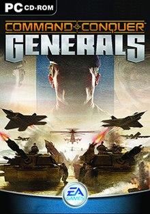Command  Conquer Generals  Wikipedia