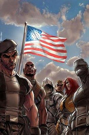 G.I. Joe: America's Elite