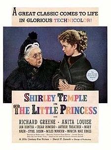Le Journal D'une Princesse Film : journal, d'une, princesse, Little, Princess, (1939, Film), Wikipedia