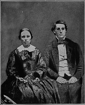 Fanny Crosby and Alexander Van Alstyne