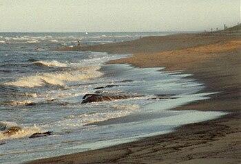 Cape Cod National Seashore.