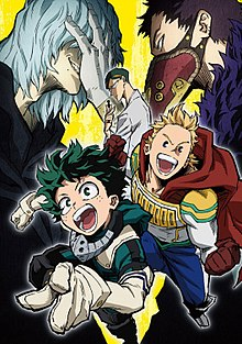 Boku No Hero Academia - Episode 11 Vostfr Saison 4 : academia, episode, vostfr, saison, Academia, (season, Wikipedia