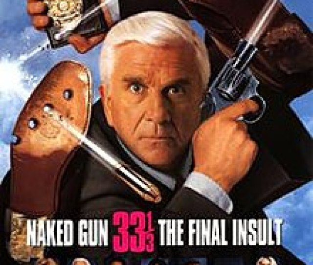Naked Gun  E   The Final Insult Wikipedia