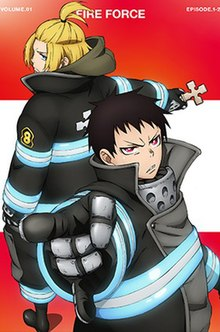 Fire Force Ep 10 Vostfr : force, vostfr, Force, (season, Wikipedia