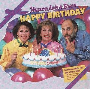 Happy Birthday album cover