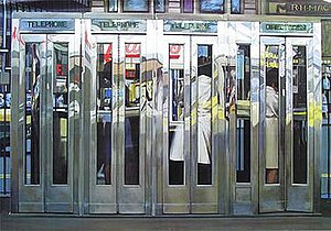 Richard Estes, 1968, Photorealism