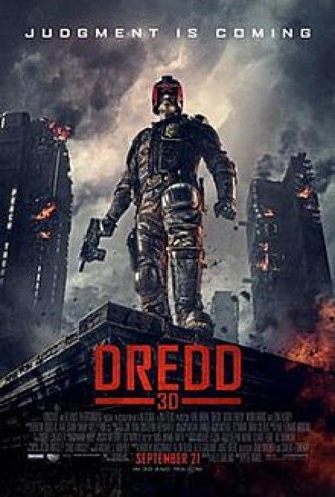 Image result for dredd 2012