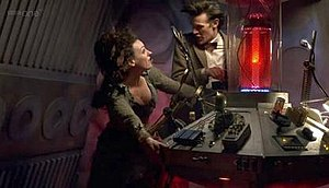 In The Doctor's Wife the TARDIS assumes human ...