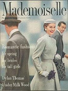 Mademoiselle magazine  Wikipedia