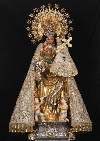 Nuestra Senora de los Desamparados, Patrona de la Region Valenciana