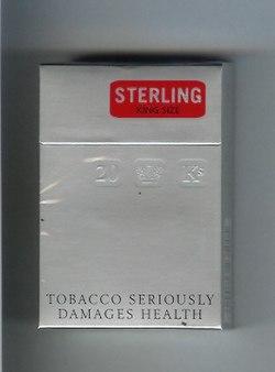 Sterling cigarette  Wikipedia