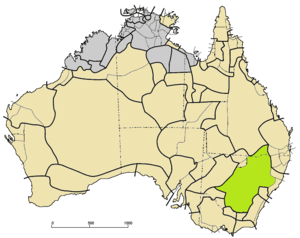 Wiradjuri language - Wikipedia, the free encyclopedia