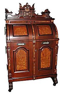 Wooton desk  Wikipedia