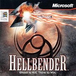 Hellbender cubierta