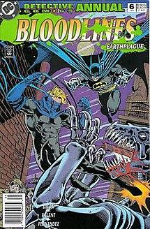Geist DC Comics  Wikipedia