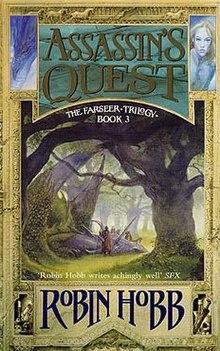 Amazon.com: Assassin's Quest: The Farseer Trilogy, Book 3