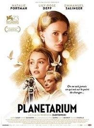 Resultat d'imatges de planetarium movie