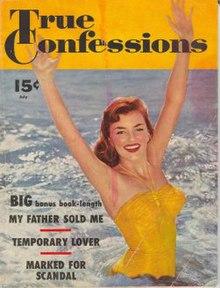 True Confessions magazine  Wikipedia