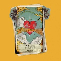Album art for Alone by Halsey