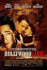 HOLLYWOODLAND Movie Poster