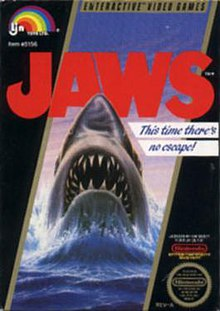 Jaws video game  Wikipedia
