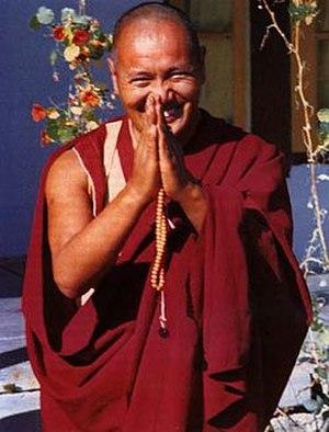 Thubten Yeshe