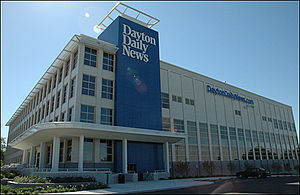 New Dayton Daily News building at 1611 S. Main St.