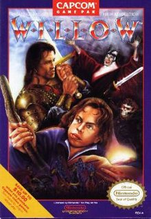 Willow video game  Wikipedia