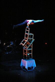 Chair acrobatics  Wikipedia