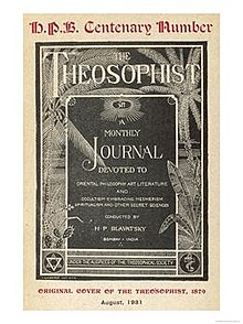 The Theosophist  Wikipedia
