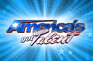 Logo of America's Got Talent used during Seaso...