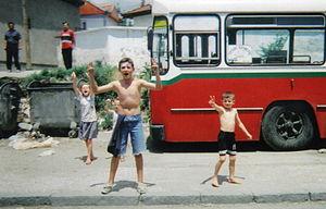 Kosovar kids