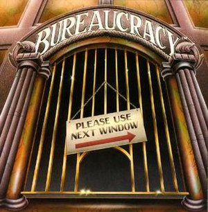 Bureaucracy cover art
