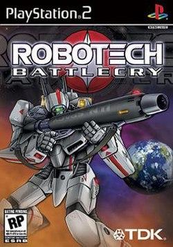 Robotech Battlecry  Wikipedia