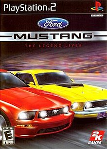 Ford Mustang The Legend Lives  Wikipedia