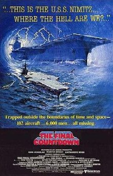 The Final Countdown Movie Remake : final, countdown, movie, remake, Final, Countdown, (film), Wikipedia