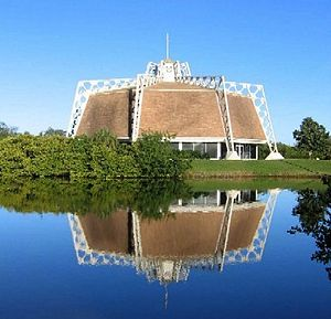 The Wireman Chapel at Eckerd College