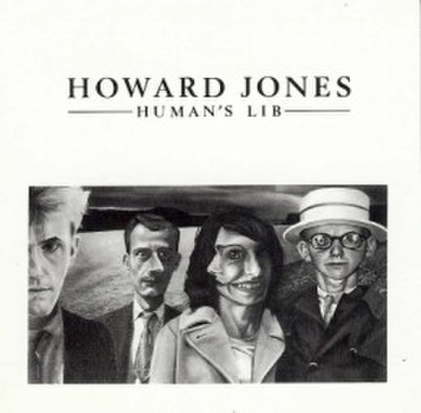 Howard Jones - Humans Lib