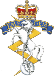 Corps of Royal Canadian Electrical and Mechanical