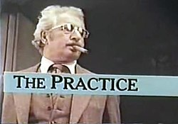 The Practice 1976 TV series  Wikipedia