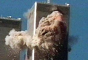 Jules Naudet filmed the impact of Flight 11 as...