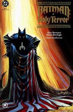 Batman Holy Terror Wikipedia